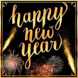 2019 Happy New Year