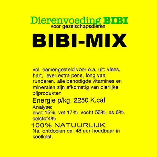 BIBI-mix