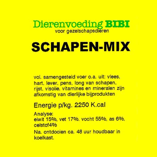 BIBI Schapen-mix